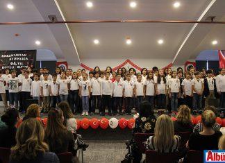 BİL Alanya Koleji 29 Ekim'i coşkuyla kutladı