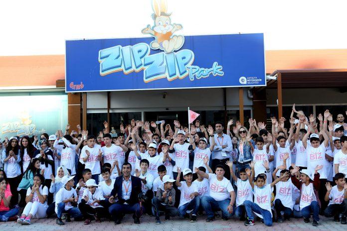 Bitlis'ten gelen misafirler