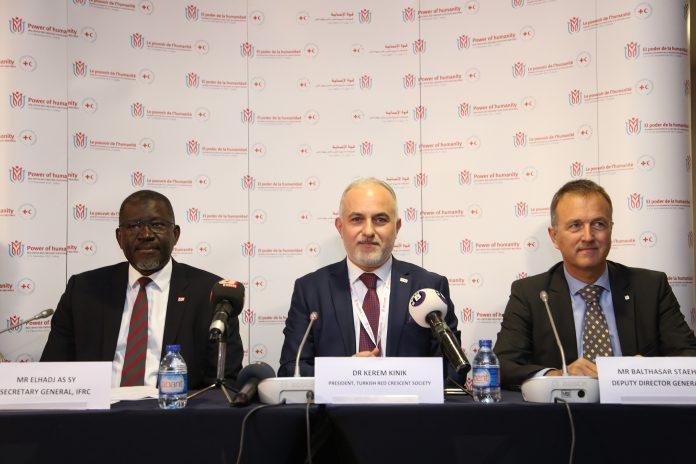 Genel Kurul Antalya'da toplandı