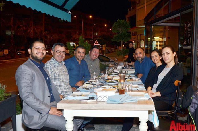 Mezza'da Karadeniz Akşamı