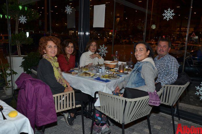 yşe Gülperi, Toprak Yüksel Özdemir, Nuran Çavuşoğlu, Suat Çavuşoğlu, İlke Duman