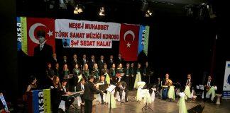 Neşe-iMuhabbet Türk Sanat Müziği Korosu AKM konser