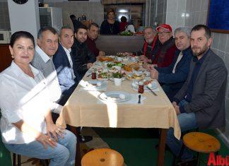 Konyalılar kahvaltıda toplandı