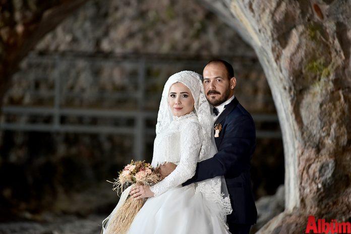 Ahmet ve Esra'nın muhteşem düğünü