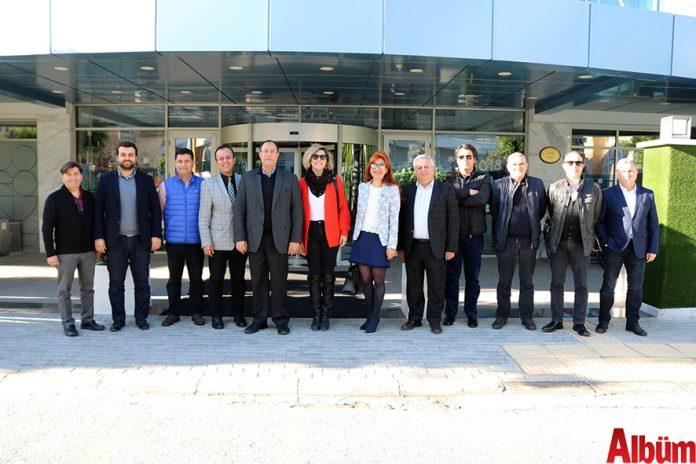 Alanya Turistik İşletmeciler Derneği (ALTİD) yönetimi, bölge toplantılarına Keykubat, Oba, Tosmur, Kestel ve Mahmutlar bölgelerindeki otel işletmecileriyle devam etti.