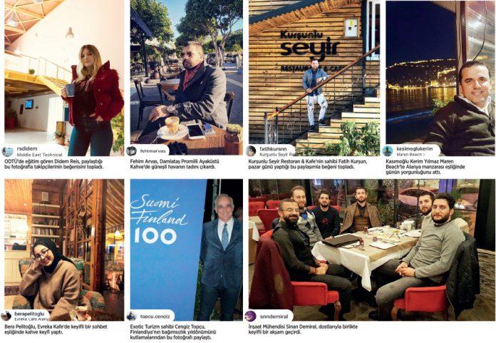 Instagram'da Öne Çıkanlar (487. Hafta)