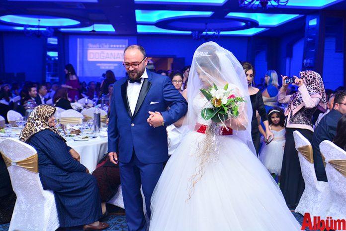 Doğanay'da muhteşem düğün