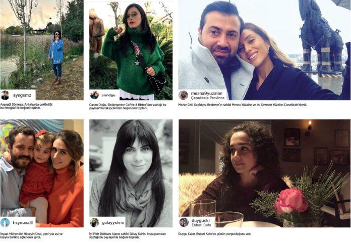 Instagram'da Öne Çıkanlar (491. Hafta)