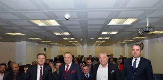 Alanya Sanayici ve İş Adamları Derneği (ALSİAD) 'Stratejik İşbirliğini Geliştirme' konulu toplantısını gerçekleştirdi.