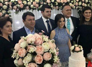 Avukat Fatime Toktaş ile Avukat Öner Efe Sına, evliliğine giden ilk adımı attılar.