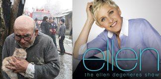 Ali Meşe, Ellen De Generes