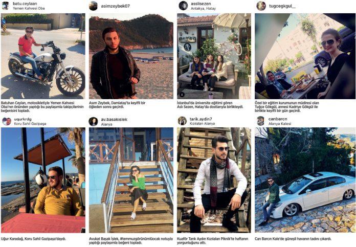 Instagram'da Öne Çıkanlar (492. Hafta)