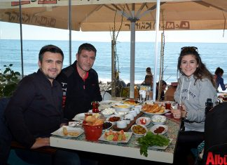 Ahmet Akkoç, Ahmet Turan, Ceren Akkoç