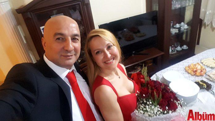 Nişanlandılar
