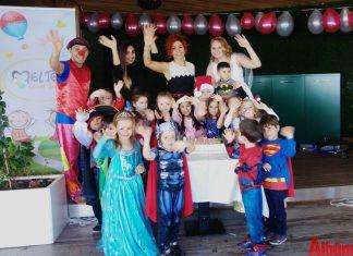 Meltem Çocuk Yuvası yeni yıl balosu- Naciye Özkan Alagöz