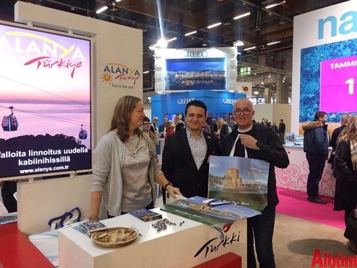 ALTAV en son Finlandiya'nın başkenti Helsinki'de gerçekleştirilen ve Finlandiya'nın en büyük turizm fuarı olan Matka Messut'a katıldı.