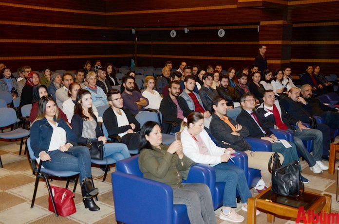 Alanya Ticaret ve Sanayi Odası (ALTSO) Akademi'nin Birinci Dönem Kişisel Gelişim seminerleri devam ediyor.