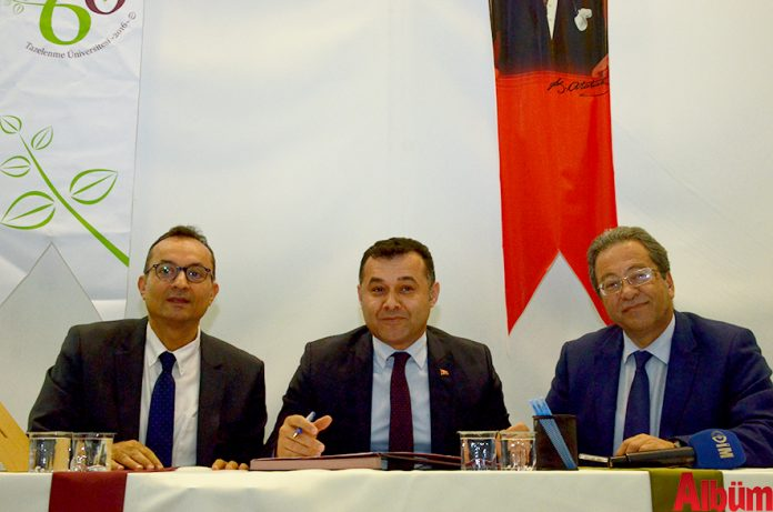 Akdeniz 60+ Tazelenme Üniversitesi ve Alanya Hamdullah Emin Paşa (AHEP) 60+ Tazelenme Üniversitesi arasında protokol imzalandı.