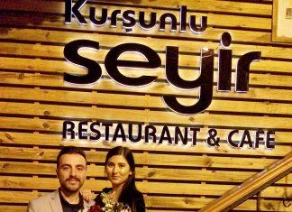 Antalya Büyükşehir Belediyesi ASMEK personeli Tunahan Uğurlu, bir süredir birlikte olduğu kız arkadaşı Esra Dikmenli için 14 Şubat Sevgililer Günü'ne özel sürpriz bir kutlama organize etti.