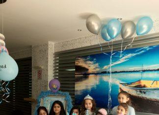 Sosyolog Betül Yalman'ın bir tanecik kızı Arya 6. yaşına muhteşem bir parti ile girdi.