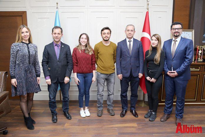 Alanya Alaaddin Keykubat Üniversitesi (ALKÜ) Rafet Kayış Mühendislik Fakültesi'nde okuyan 3 öğrencinin Projeleri TÜBİTAK tarafından kabul edildi.