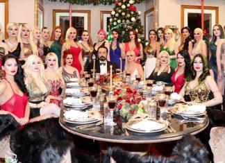 'Adnan Hoca' olarak bilinen Adnan Oktar, kamuoyunda tepki çeken ve 'Kedicikler' olarak bilinen kadınlarla yaptığı programla ilgili açıklama yaptı.