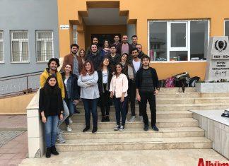 Alanya Hamdullah Emin Paşa (AHEP) Üniversitesi Sosyal Aktivite ve Sosyal Sorumluluk Topluluğu öğrencileri köy okullarındaki öğrencilerle buluştu