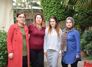Geçtiğimi günde sosyal medya platformunda üretici kadınların işletmelerinin tanıtılması amacıyla kurulan 'Akdeniz'de Kadınlar El Ele Alanya Reklam ve Dayanışma Grubu' yöneticileri ve üyeleri kahvaltı etkinliğinde bir araya geldi.