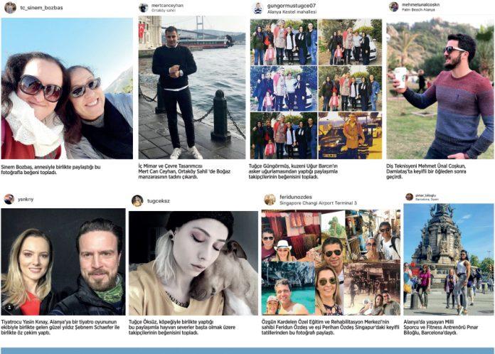Instagram'da Öne Çıkanlar (495. Hafta)