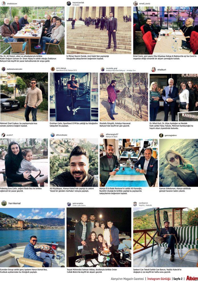 Instagram'da Öne Çıkanlar (496. Hafta)
