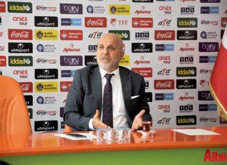 """Aytemiz Alanyaspor Kulüp Başkanı Hasan Çavuşoğlu, """"Kent olarak birlik ve beraberliğe her zamankinden daha çok ihtiyacımız var"""" dedi."""