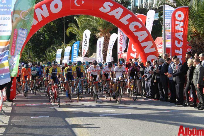 Uluslararası Bisiklet Birliği ve Türkiye Bisiklet Federasyonu tarafından onaylanan Grand Prix Alanya 1.2 Yol Yarışı gerçekleşti.