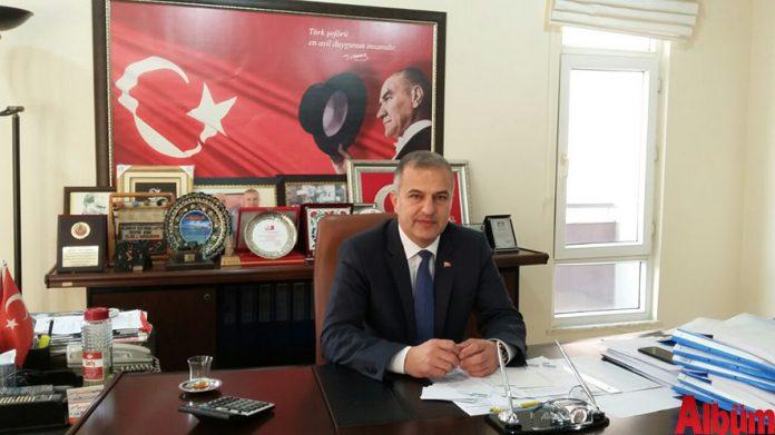 Alanya Şoförler Odası Başkanı Ali Akkaya
