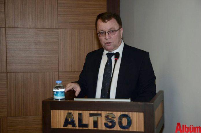 Alanya Ticaret ve Sanayi Odası (ALTSO) ve Antalya Sigorta Acenteleri Derneği (ANSAD) işbirliğinde 'Sigorta Acente Muhasebesi Eğitimi Toplantısı' gerçekleştirildi.