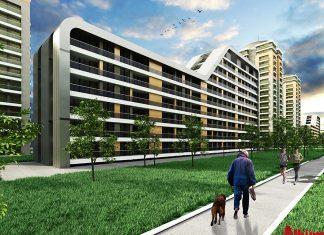 Antalya Büyükşehir Belediyesi Güneş Mahallesi'nde yeni bir Antalya kuruyor.
