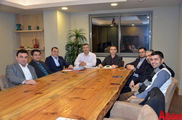 Müstakil Sanayici ve İş Adamları Derneği (MÜSİAD) Alanya Temsilciliği olağan toplantısını Faruk Güllüoğlu Baklavası'nda gerçekleştirdi.