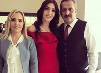 Ünlü türkücü Yavuz Bingöl'ün kızı Türkü Bingöl Ankara'da nişanlandı