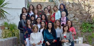 Alanya Gazeteciler Cemiyeti (AGC) 8 Mart Dünya Kadın Emekçiler Günü'ne özel AGC Bistro 'da kahvaltı etkinliği düzenledi.
