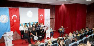 Alanya Alaaddin Keykubat Üniversitesi (ALKÜ) 18 Mart Şehitleri Anma Günü ve Çanakkale Deniz Zaferi'nin 103ü'nci yıl dönümü münasebetiyle anma programını düzenlendi.