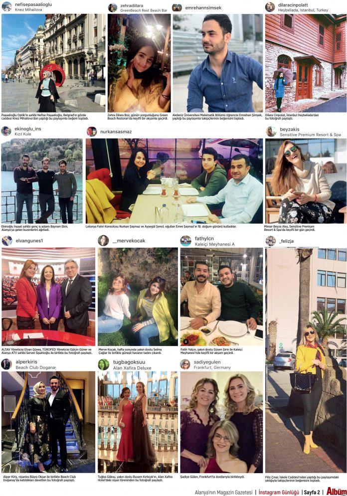 Instagram'da Öne Çıkanlar (500. Hafta)