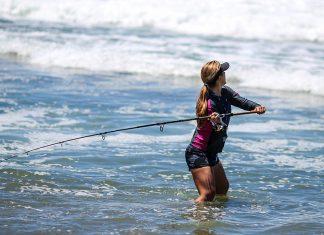 'Birinci Alanya Surfcasting (dalgaya karşı yapılan olta atışı) Turnuvası' bugün başlayacak.