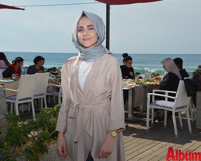 Diyetisyen Esin Bozkurt, danışanları için 8 Mart Dünya Emekçi Kadınlar Günü'ne özel fit kahvaltı etkinliği düzenledi.