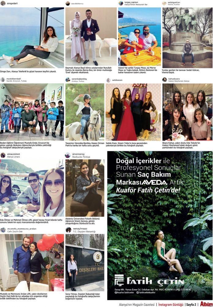 Instagram'da Öne Çıkanlar (501. Hafta)