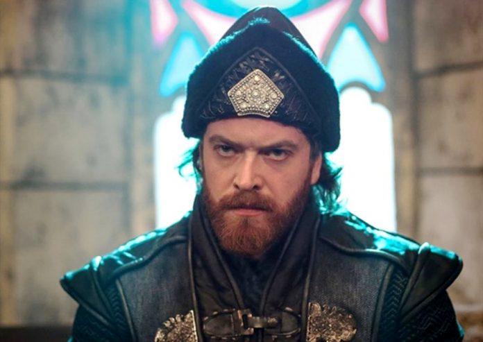 'Muhteşem Yüzyıl' adlı dizide 'Sarı Selim' karakterini oynayan Engin Öztürk, TRT'nin geniş bir izleyici kitlesi bulunan dizisi Diriliş Ertuğrul'a dahil oldu.