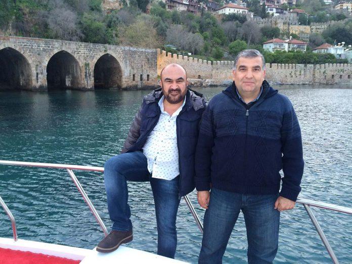Ömer Kozan, Alanya İlçe Emniyet Müdürü Haşim Çakmaklı