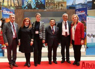 ALTAV, Azerbaycan'ın başkenti Bakü'de düzenlenen 'AITF Fuarı'na katılarak, Alanya'nın tanıtım çalışmalarını sürdürdü.