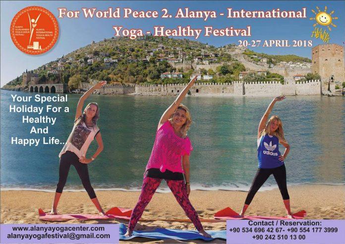 Yoga festivaline geri sayım başladı