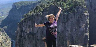 Alanya Trek Doğa Grubu Tazı Kanyonu'ndaydı