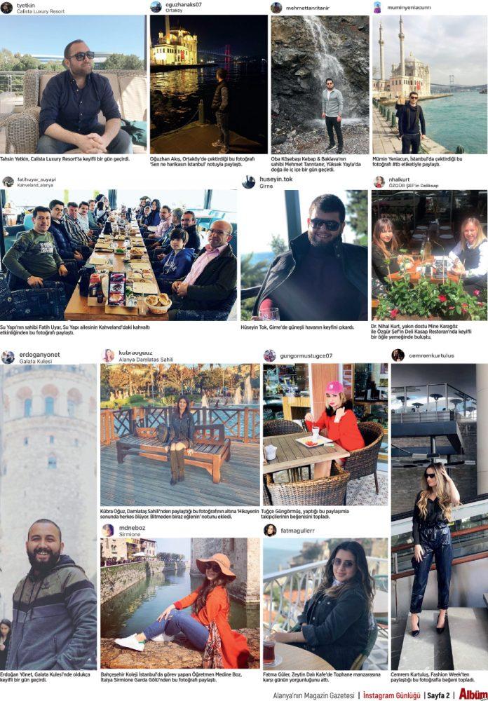 Instagram'da Öne Çıkanlar (503. Hafta)