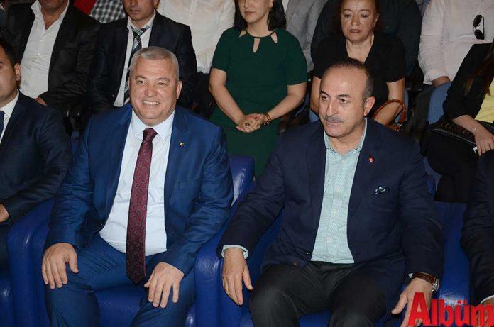 ALTSO Başkanı Mehmet Şahin, Dışişleri Bakanı Mevlüt Çavuşoğlu